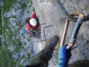 via ferrata archidona