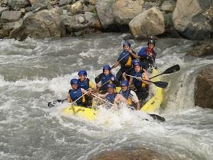 Rafting-Granada