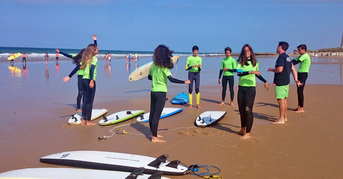 PUENTES SURF ANDALUSCAMP