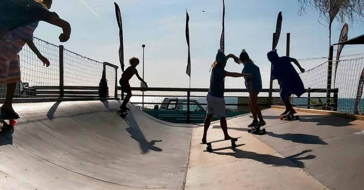 SEMANA BLANCA SURFCAMP PALMAR DE VEJER CÁDIZ 2021 ANDALUSCAMP
