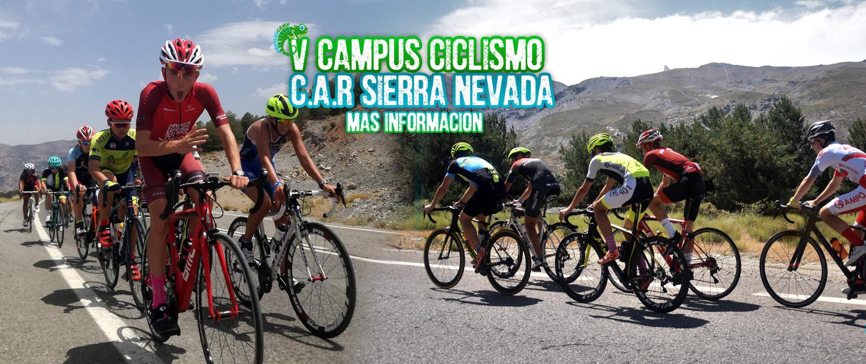 V CAMPUS CICLISMO C.A.R SIERRA NEVADA 2021